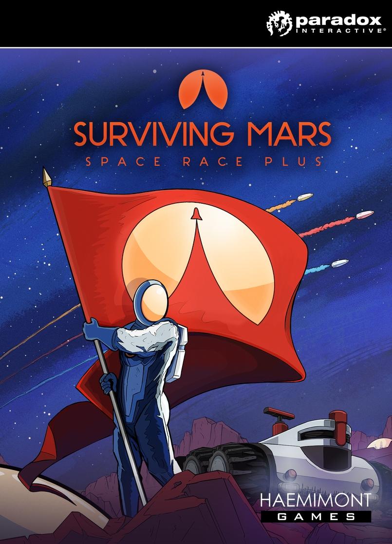 Surviving Mars: Space Race Plus (PC) DIGITÁLIS