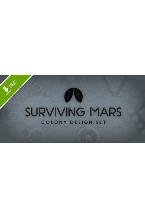 Surviving Mars: Colony Design Set (PC) DIGITÁLIS