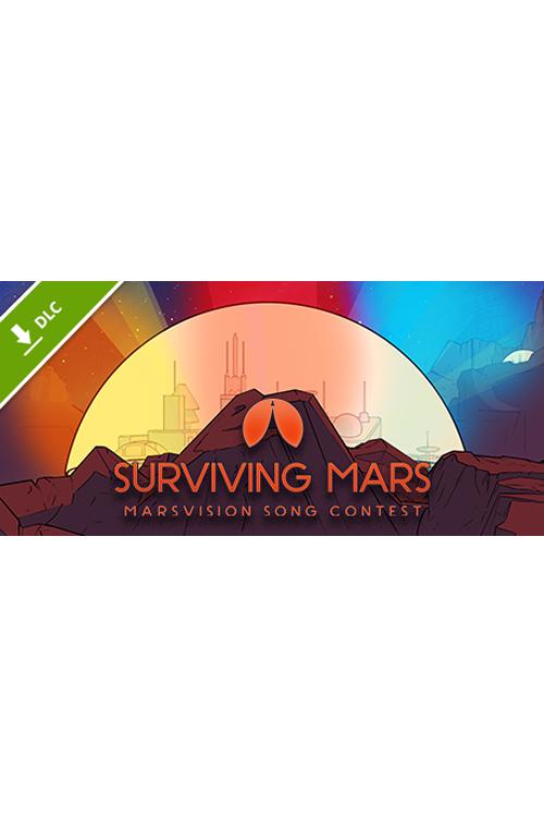 Surviving Mars: Marsvision Song Contest (PC) DIGITÁLIS