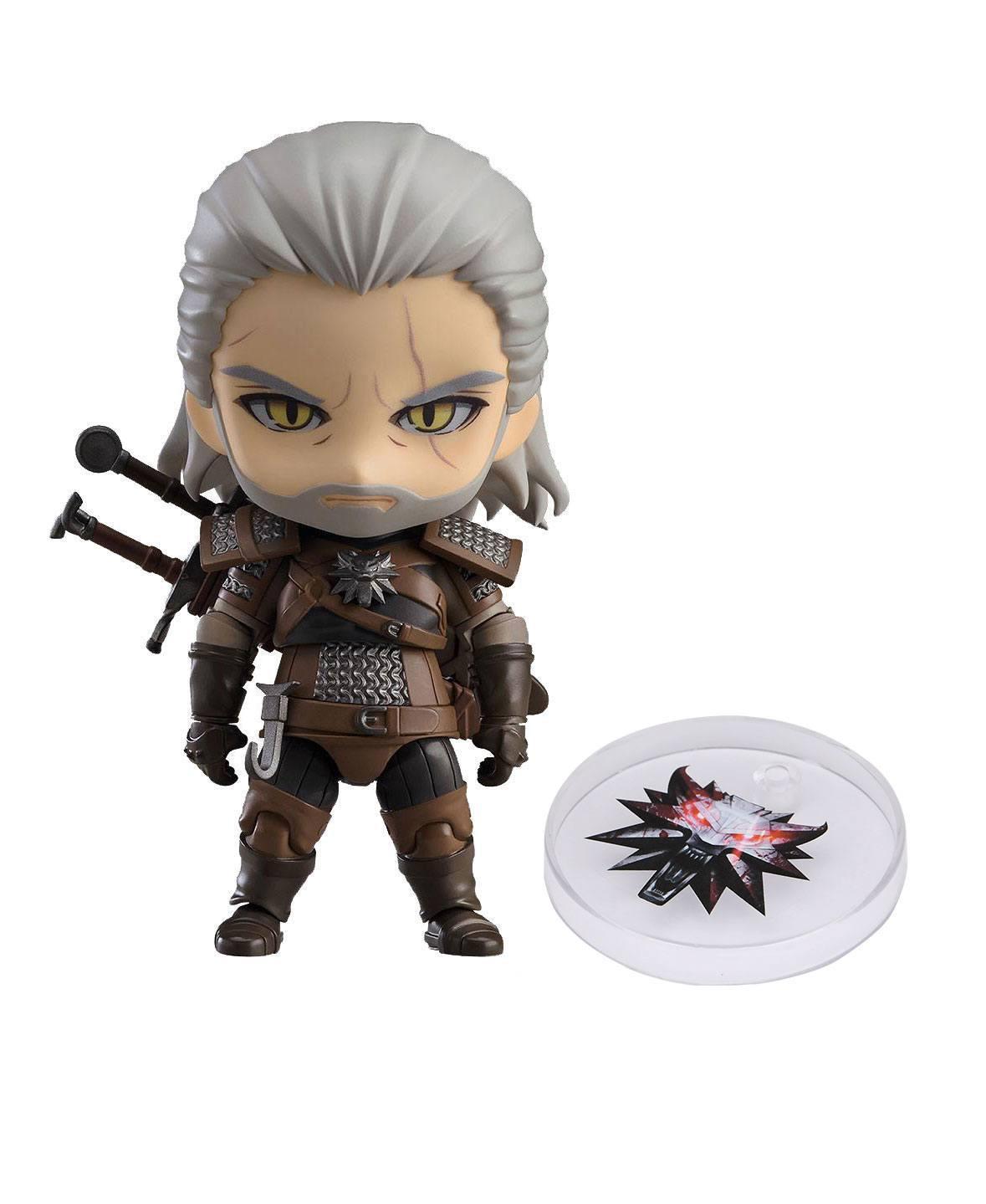 Figurka The Witcher 3 Wild Hunt Nendoroid Action Figure Geralt heo Exclusive 10 cm
