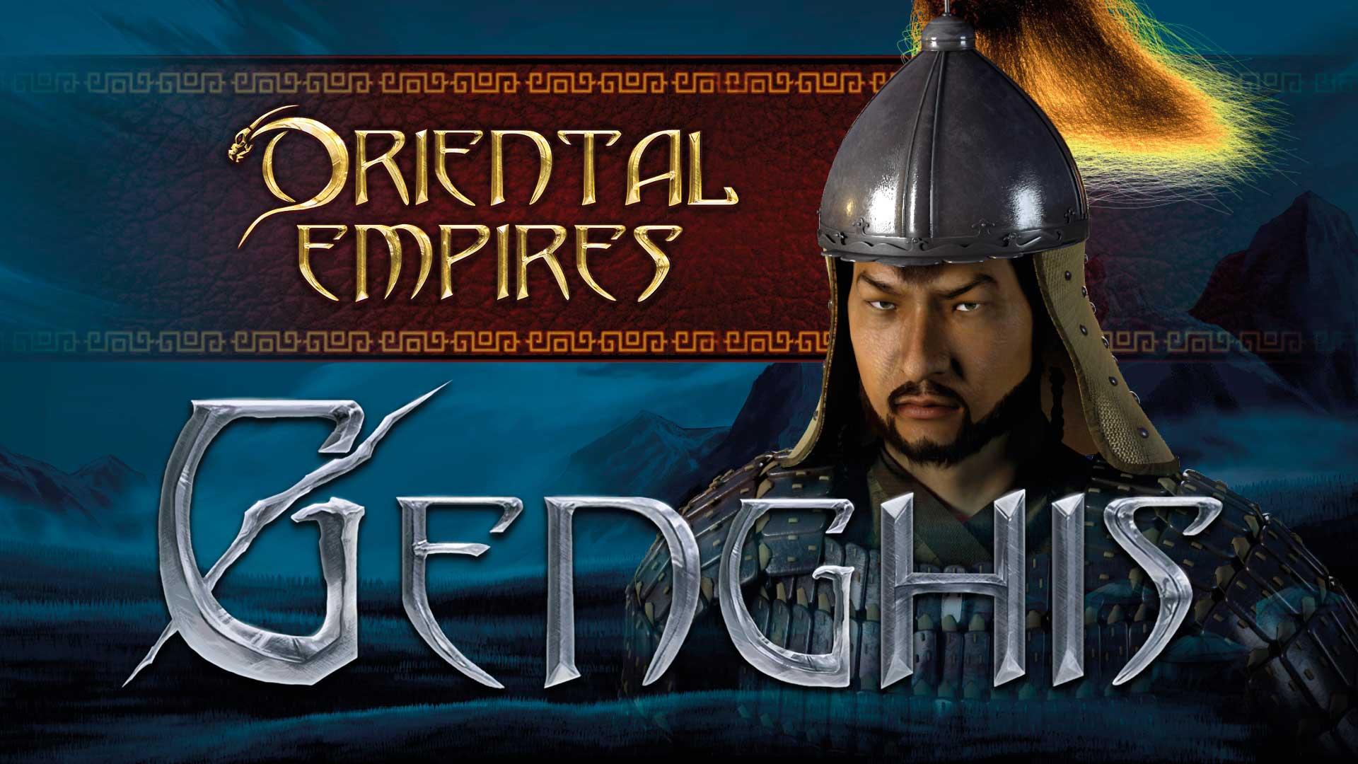Oriental Empires: Genghis (PC) PL klucz Steam