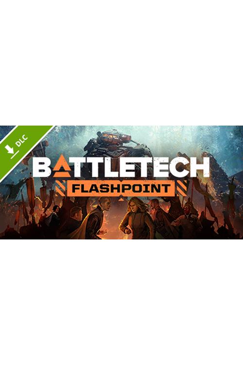 Battletech: Flashpoint (PC) DIGITÁLIS