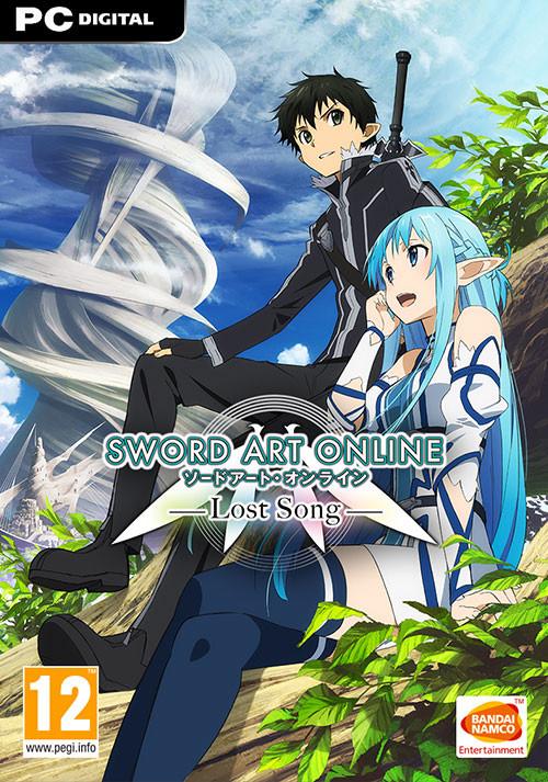 Sword Art Online: Lost Song (PC) klucz Steam