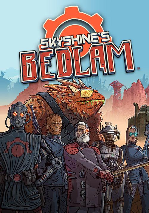 Skyshine's BEDLAM (PC) klucz Steam
