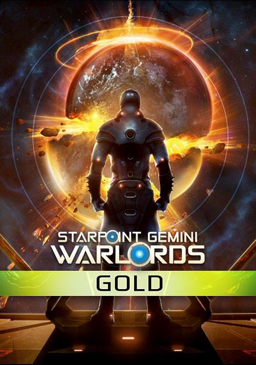 Starpoint Gemini Warlords: Gold Pack (PC) DIGITAL
