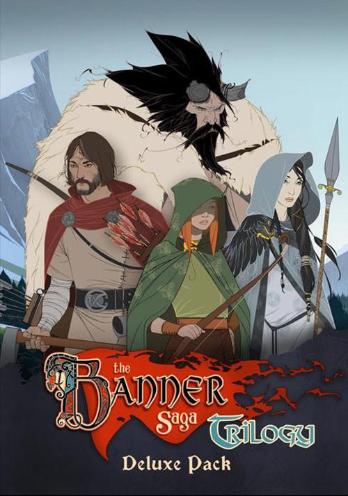Banner Saga Trilogy - Deluxe Pack (PC) PL DIGITAL