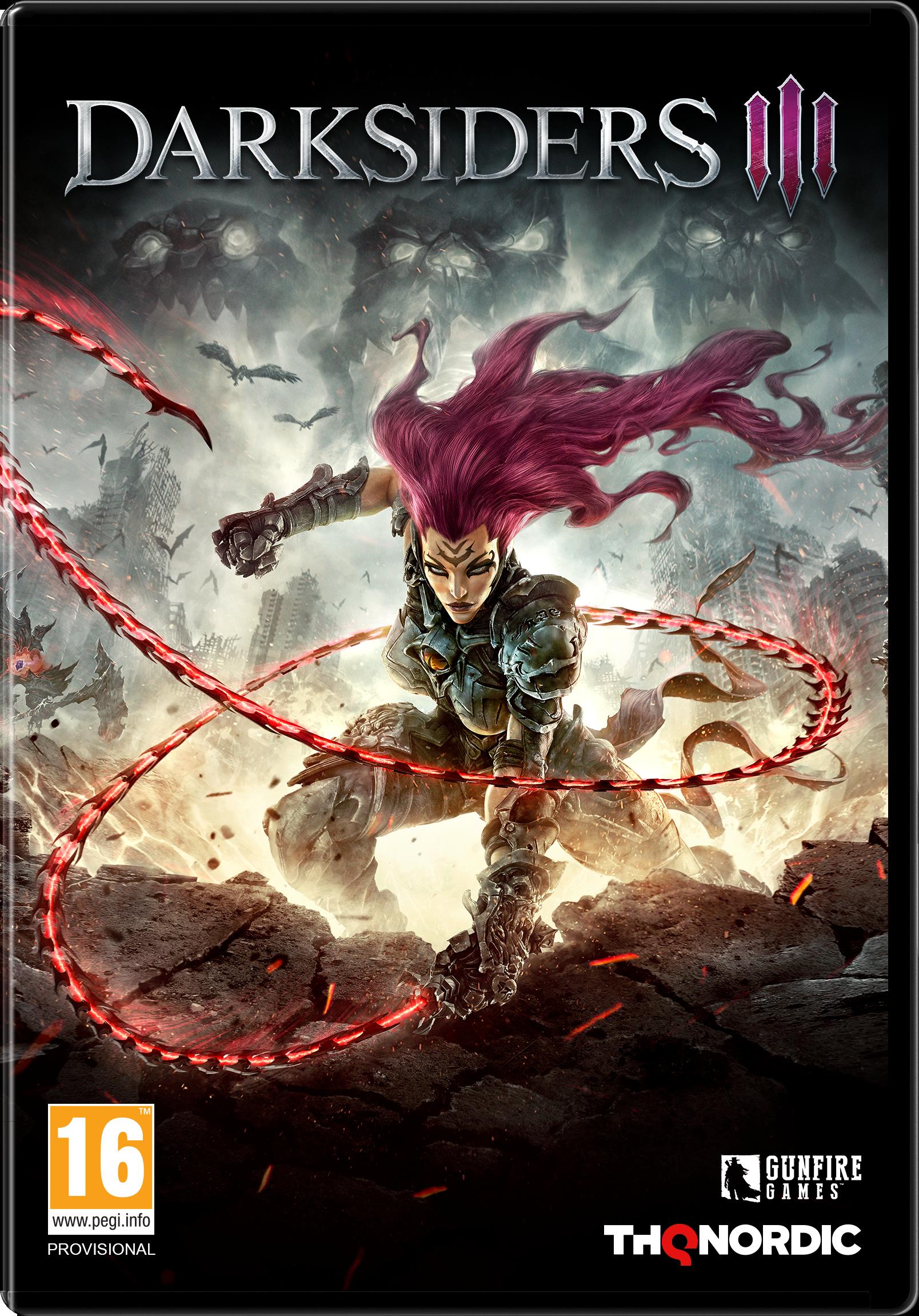 Darksiders 3 (PC) DIGITÁLIS