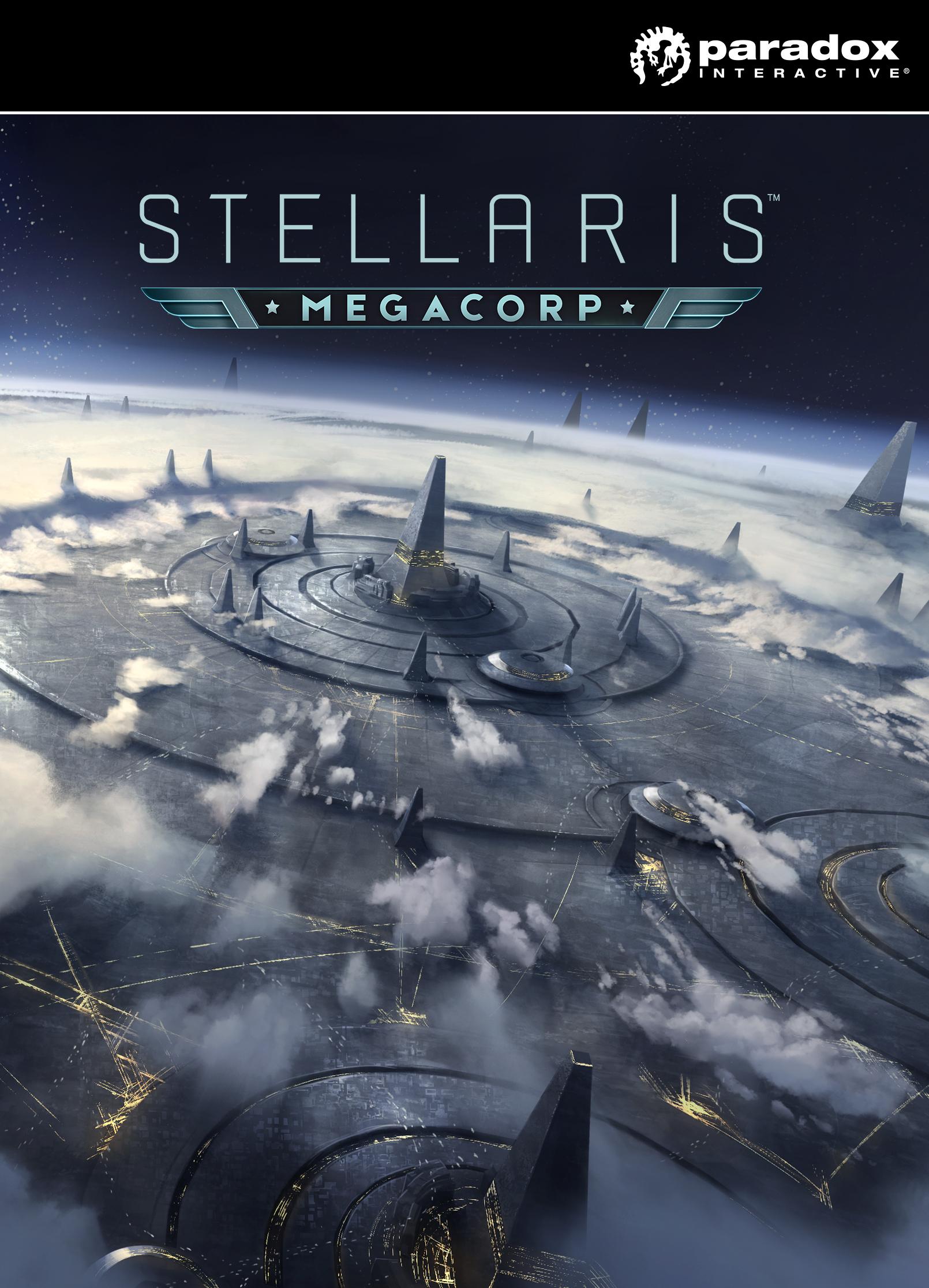 Stellaris: MegaCorp (PC) PL klucz Steam