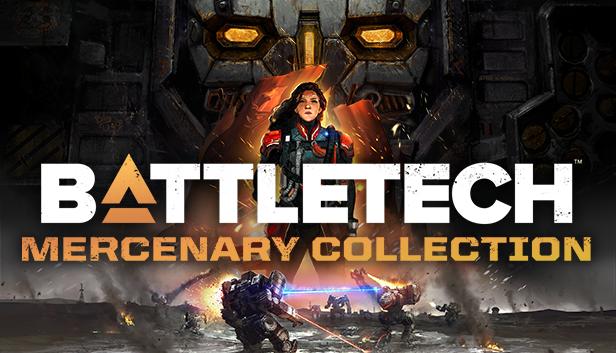Battletech Mercenary Collection (PC) DIGITÁLIS