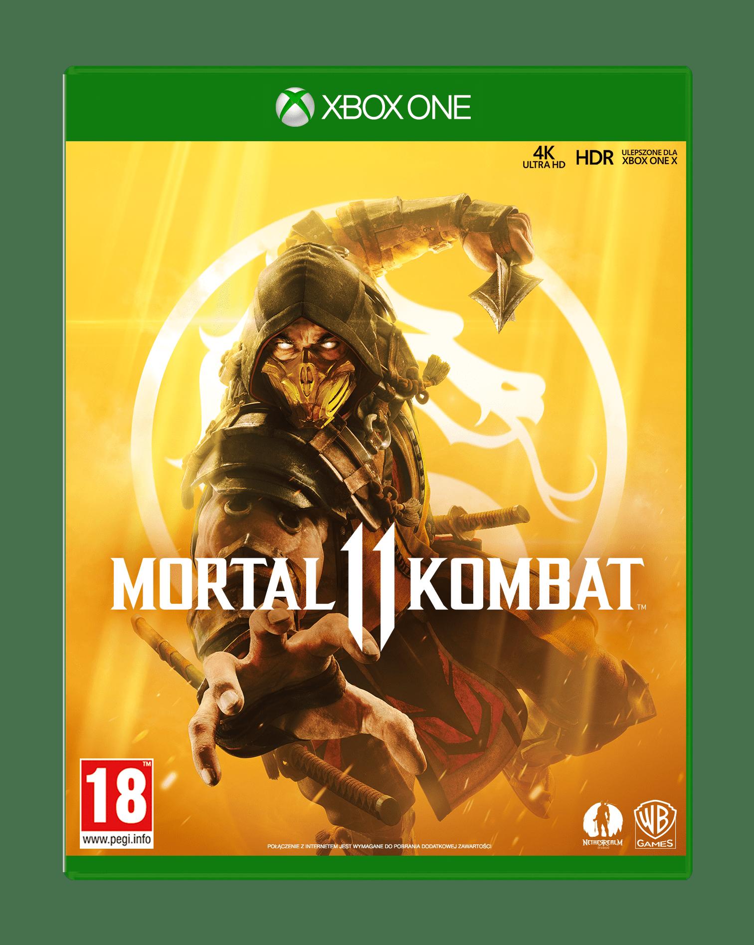 Mortal Kombat 11 (XOne) PL