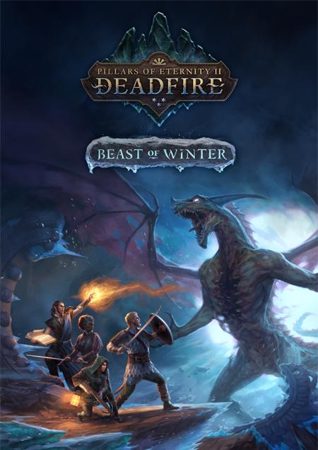 Pillars of Eternity II: Deadfire - Beast of Winter DLC (PC) DIGITÁLIS