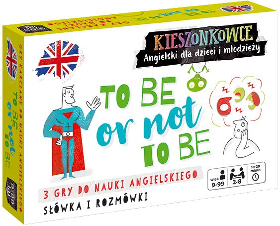 Kieszonkowce: To be or not to be (Gra Karciana)