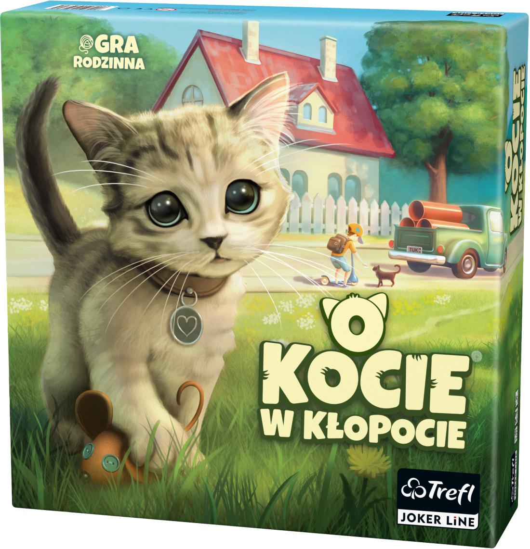 O kocie w kłopocie (Gra Rodzinna)