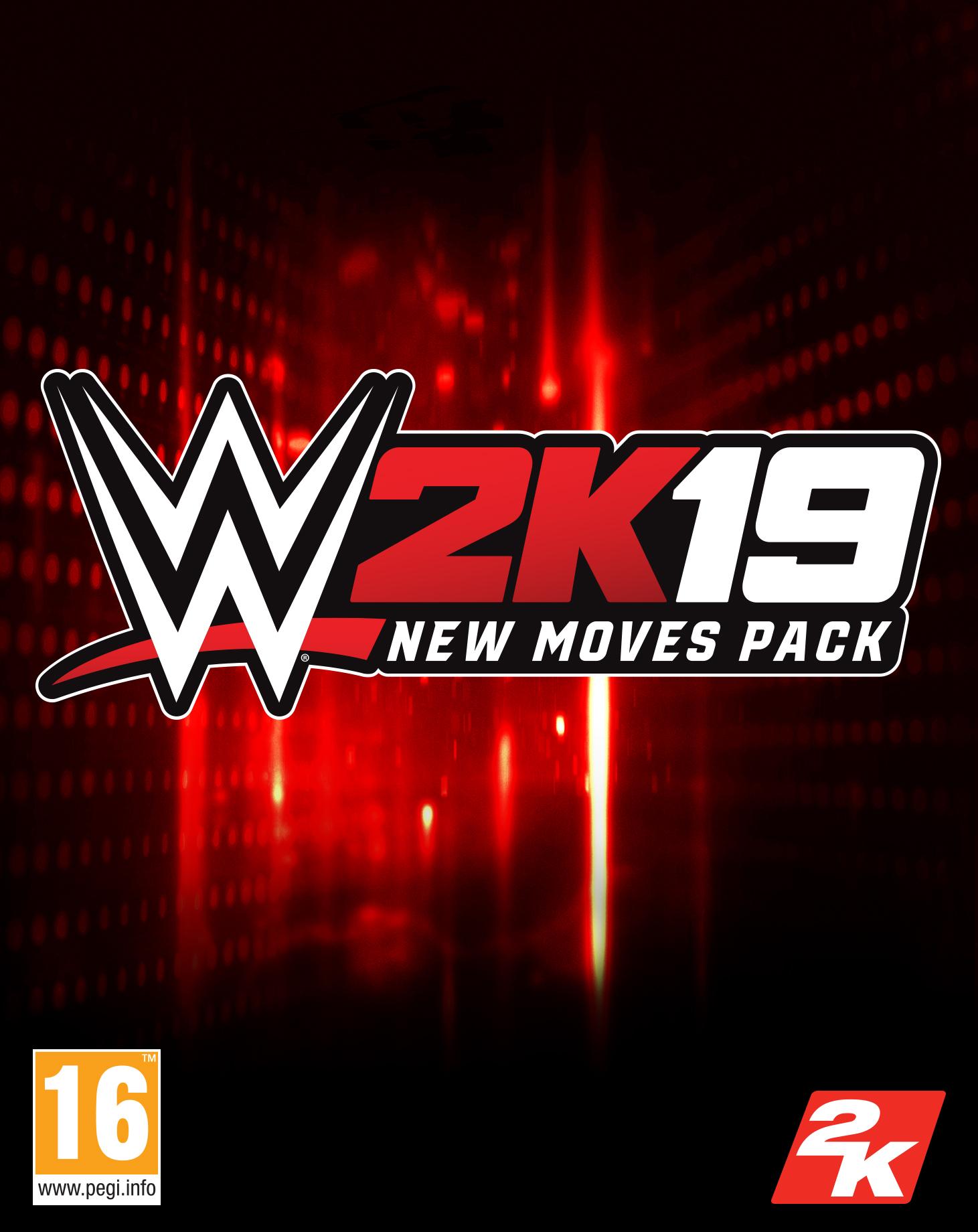 WWE 2K19 New Moves Pack (PC) DIGITAL