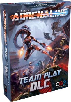 Adrenalina: DLC Gra Drużynowa ( Gra Planszowa)