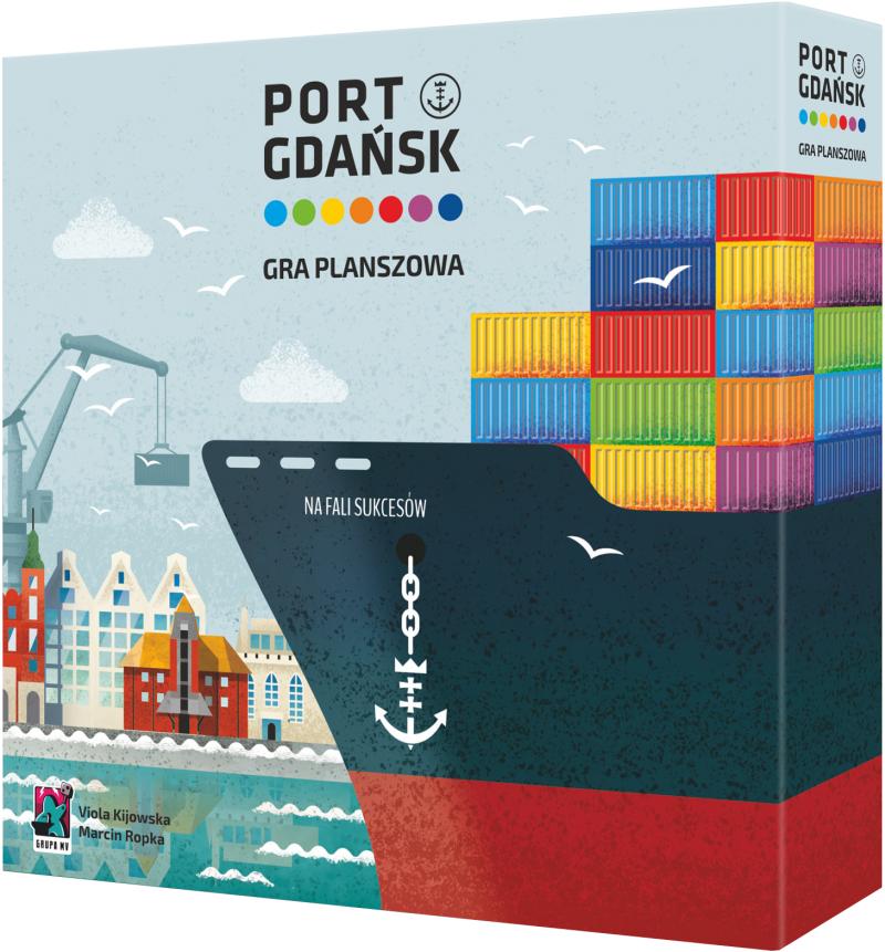 Port Gdańsk (Gra Planszowa)