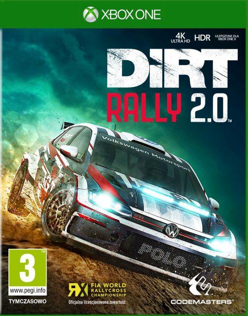 Dirt Rally 2.0 Day One Edition (XOne) PL + STEELBOOK