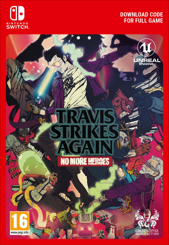 Travis Strikes Again No More Heroes (Switch Digital)