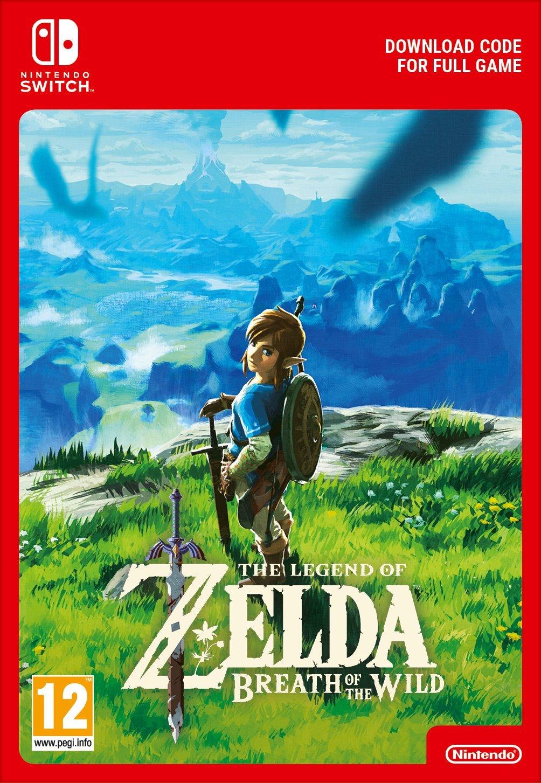 The Legend of Zelda: Breath of the Wild (Switch) DIGITAL