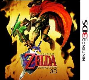 The Legend of Zelda: Ocarina of Time 3D (3DS DIGITAL)