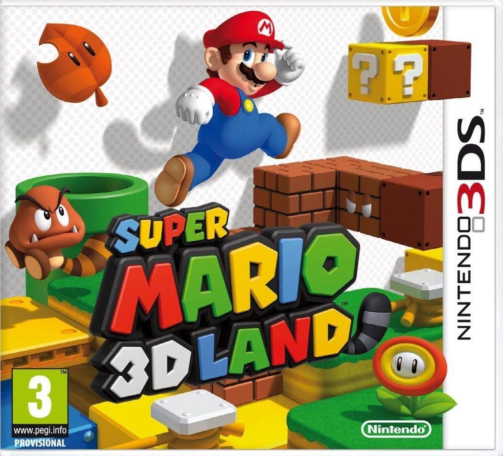 Super Mario 3D Land (3DS Digital)