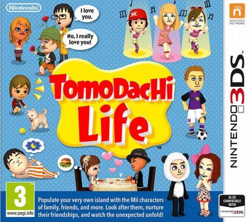 Tomodachi Life (3DS Digital)