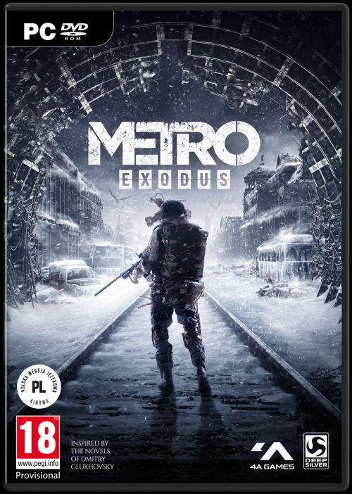 Metro Exodus (PC) PL klucz Epic + BONUS!