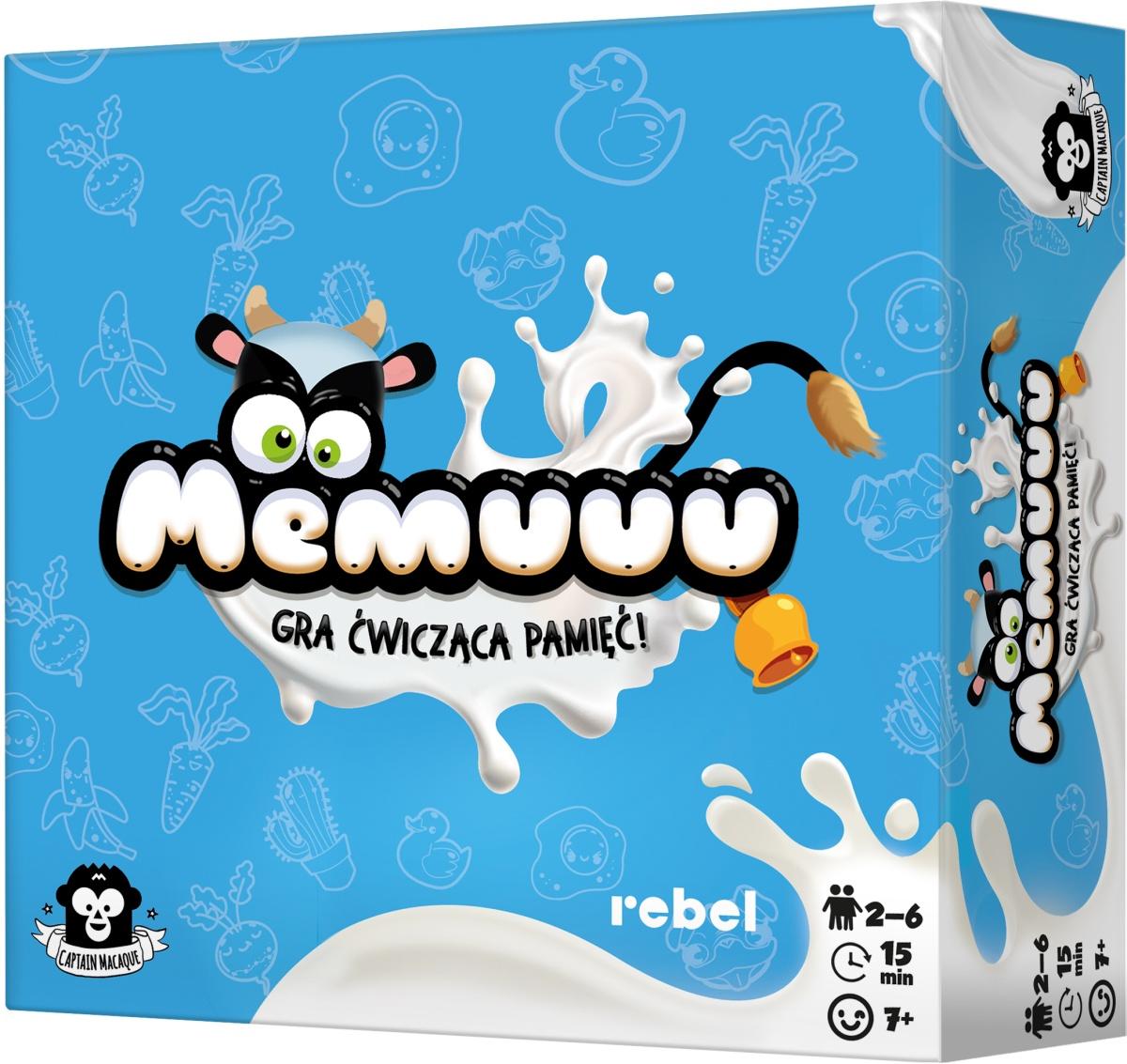 Memuuu (Gra Planszowa)