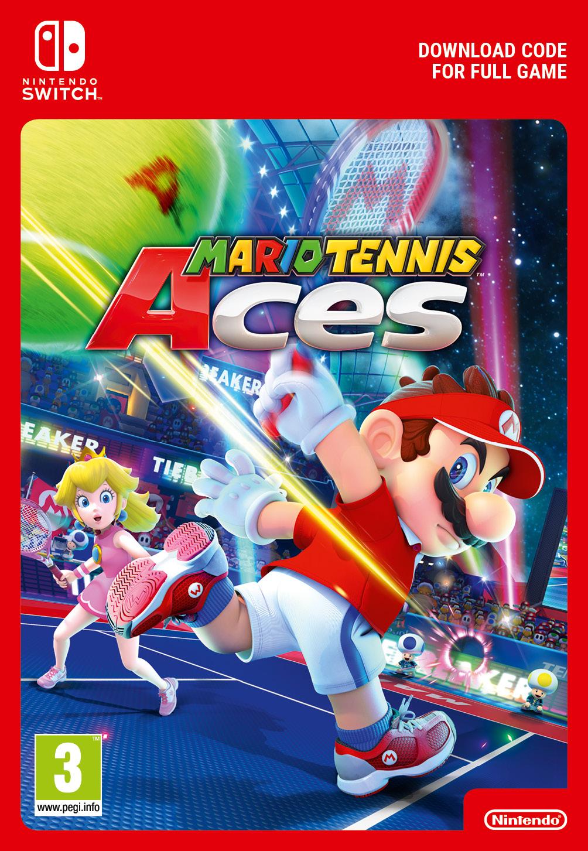 Mario Tennis Aces (Switch DIGITAL)