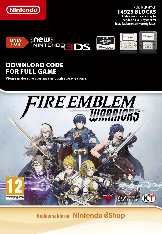 Fire Emblem Warriors (New 3DS DIGITAL)