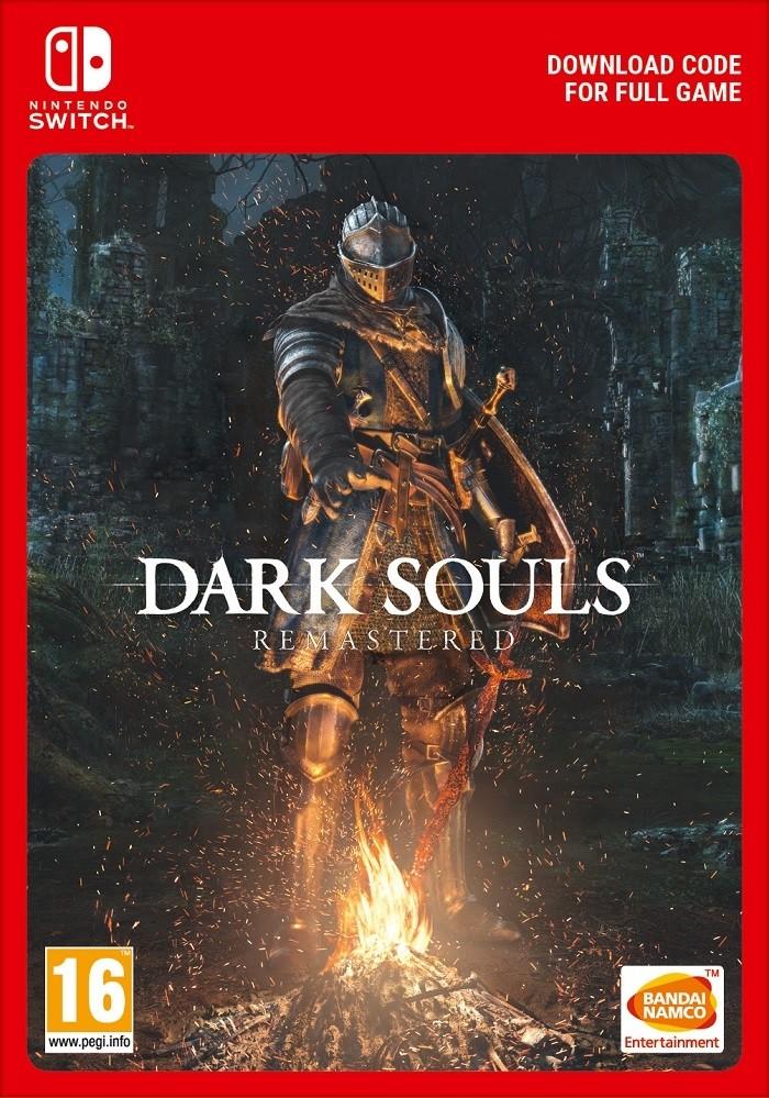 Dark Souls: Remastered (Switch) DIGITAL