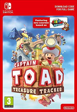 Captain Toad: Treasure Tracker (Switch DIGITAL)