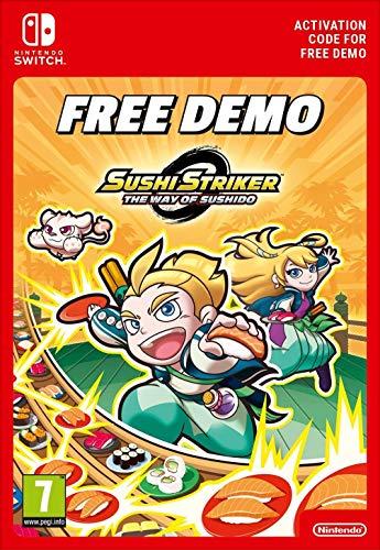 Sushi Striker: The Way of Sushido (Switch DIGITAL) DEMO