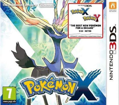 Pokémon X (3DS DIGITAL)