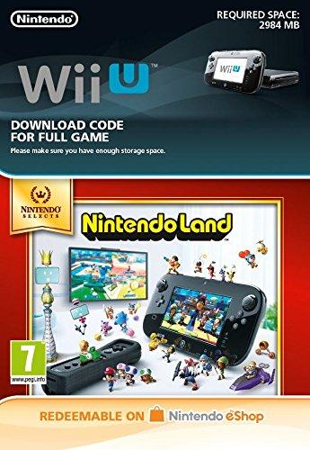 Nintendo Land (Wii U DIGITAL)