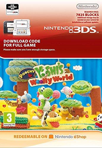 Poochy & Yoshi's Woolly World (3DS DIGITAL)