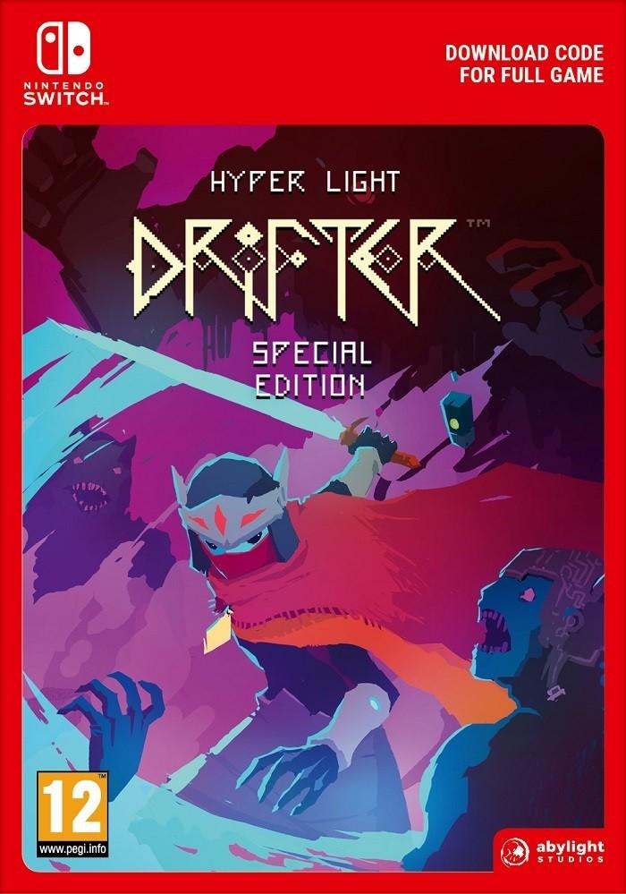 Hyper Light Drifter (Switch DIGITAL)