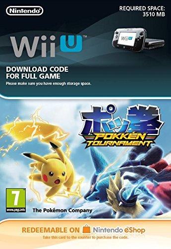 Pokken Tournament (Wii U DIGITAL)