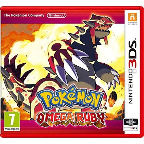 Pokemon Omega Ruby (3DS DIGITAL)