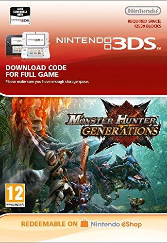 Monster Hunter Generations (3DS DGITAL)