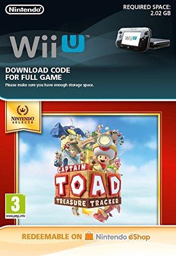 Captain Toad: Treasure Tracker (Wii U DIGITAL)
