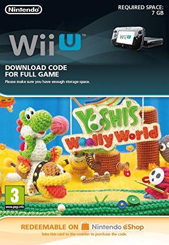 Yoshi's Woolly World (Wii U DIGITAL)