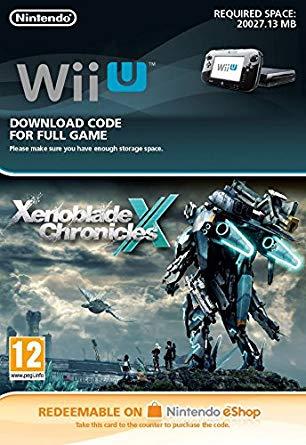 Xenoblade Chronicles X (Wii U DIGITAL)