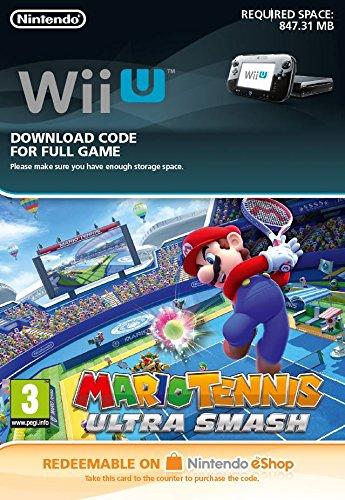 Mario Tennis Ultra Smash ( Wii U DIGITAL)