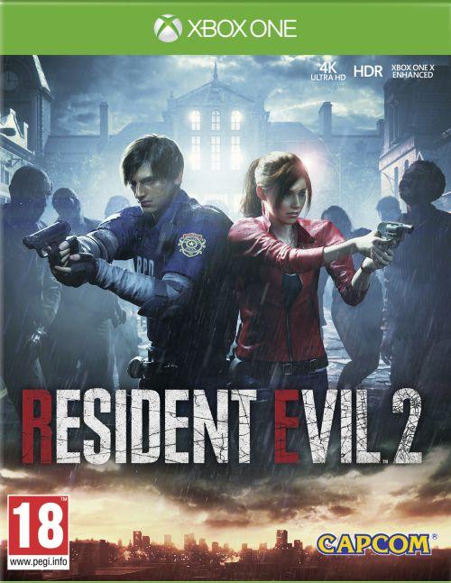 Resident Evil 2 (XOne) + Bonus