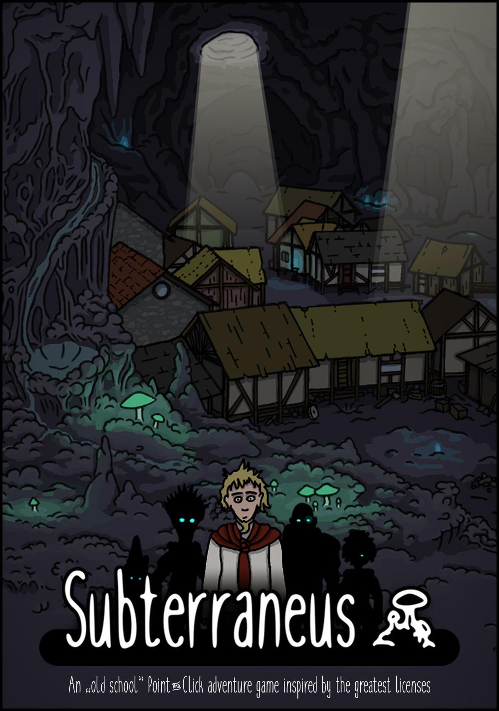 Subterraneus (PC) DIGITÁLIS