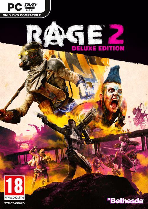 Rage 2 Deluxe Edition (PC) DIGITÁLIS + DLC