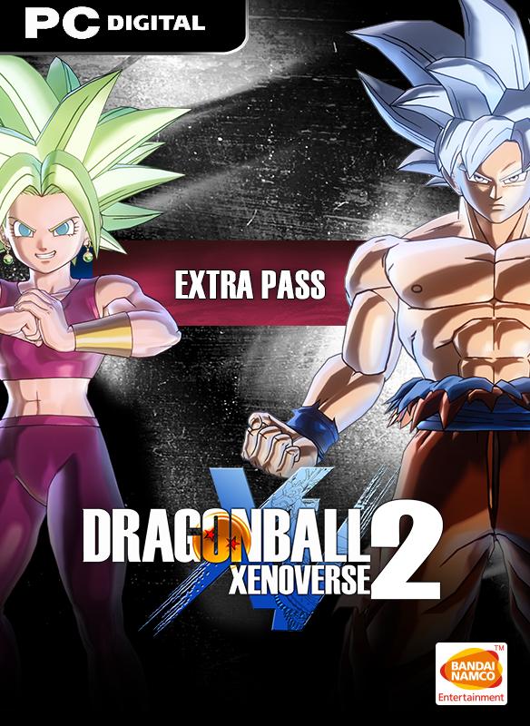 DRAGON BALL XENOVERSE 2 - Extra Pass (PC) PL klucz Steam