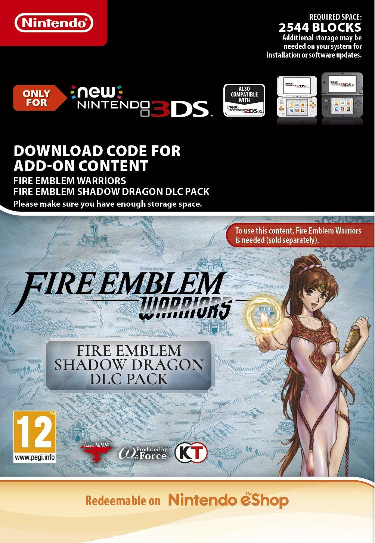 Fire Emblem Warriors Fire Emblem Fates Pack (New 3DS DIGITAL)