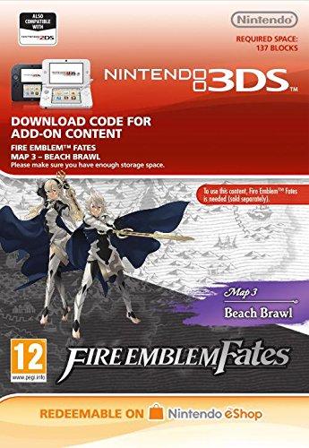 Fire Emblem Fates: Map 3 - Beach Brawl (3DS DIGITAL)